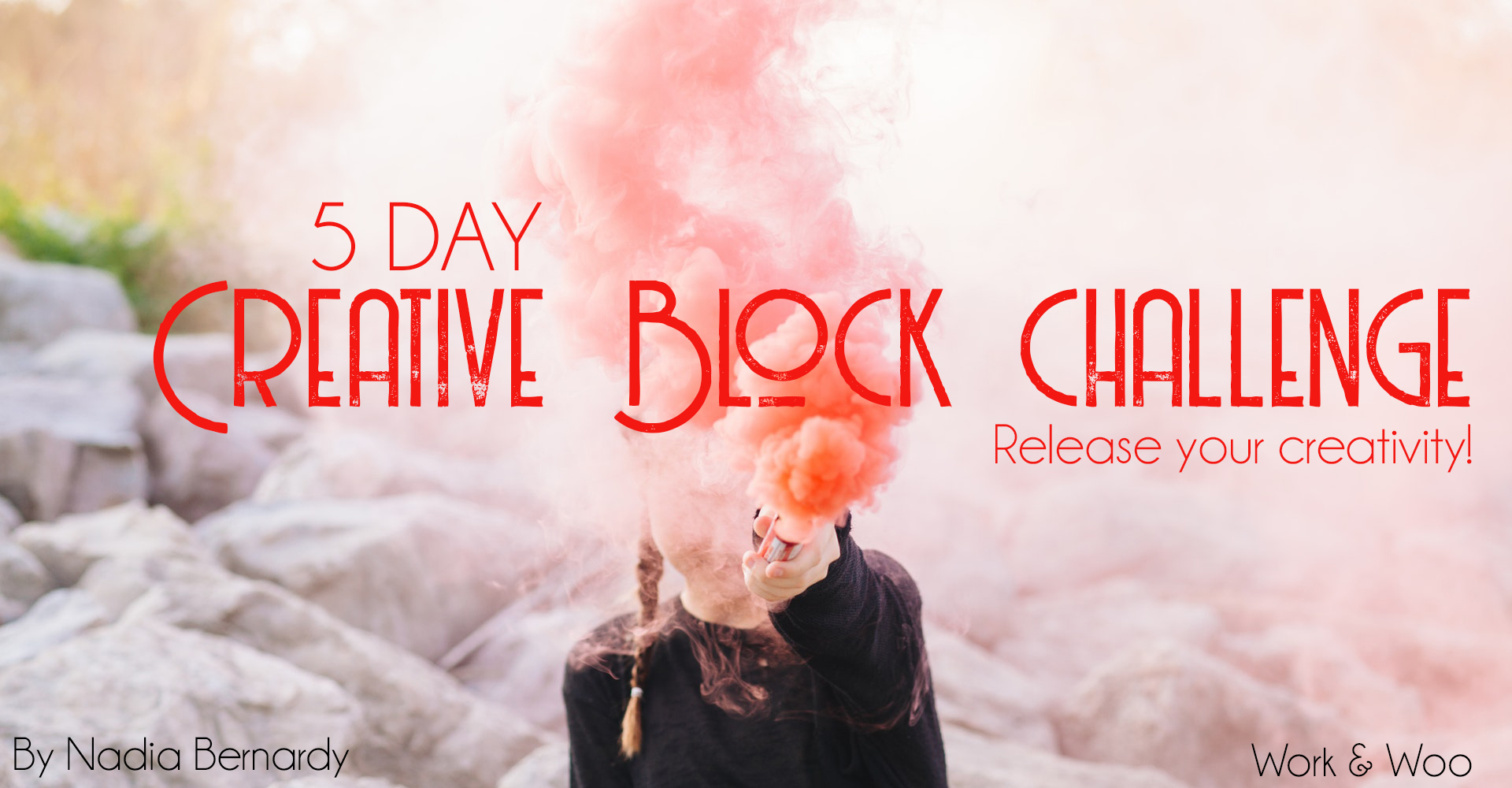 FREE Creative Block Challenge