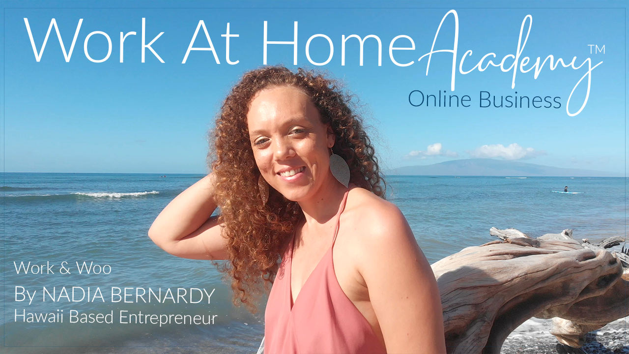 Start your Work At Home Online Business